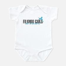 Filipino Girls Do It Better! Infant Bodysuit