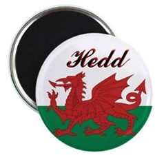 Welsh Peace Magnet
