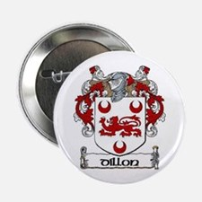 "Dillon Coat of Arms 2.25"" Button (10 pack)"