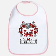 Dillon Coat of Arms Bib