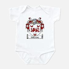 Dillon Coat of Arms Infant Bodysuit