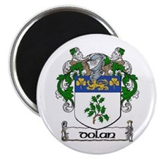 "Dolan Coat of Arms 2.25"" Magnet (10 pack)"