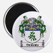 """Dolan Coat of Arms 2.25"""" Magnet (10 pack)"""
