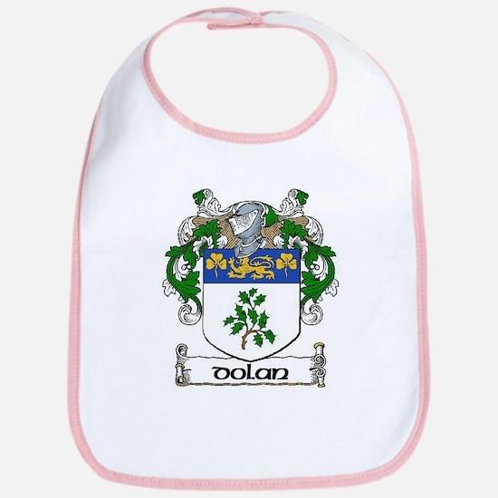 Dolan Coat of Arms Bib