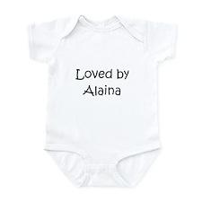 Cute Alaina Infant Bodysuit