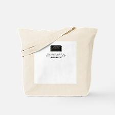 Unique Kat Tote Bag