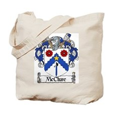 McClure Coat of Arms Tote Bag