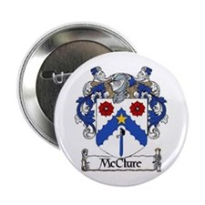 """McClure Coat of Arms 2.25"""" Button (10 pack)"""
