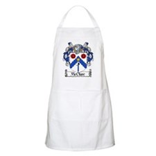 McClure Coat of Arms Apron