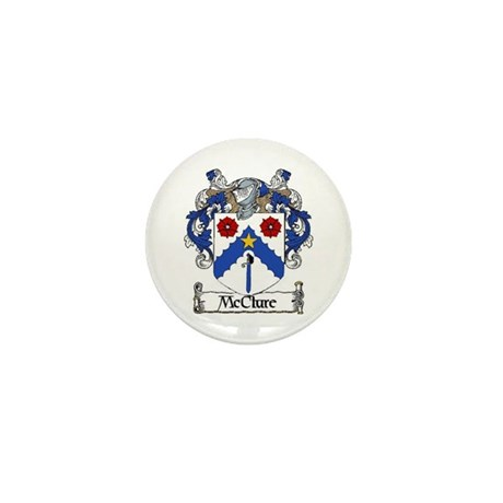McClure Coat of Arms Mini Button (10 pack)