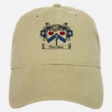 McClure Coat of Arms Baseball Baseball Cap