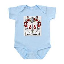 Corcoran Coat of Arms Infant Bodysuit