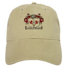 Corcoran Coat of Arms Baseball Cap