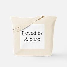 Unique Alonso Tote Bag