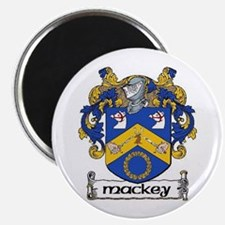 """Mackey Coat of Arms 2.25"""" Magnet (10 pack)"""