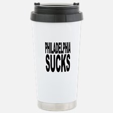 Philadelphia Sucks Travel Mug