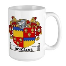 Butler Coat of Arms Mug