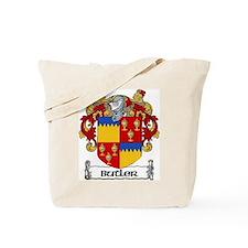 Butler Coat of Arms Tote Bag