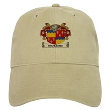 Butler Coat of Arms Baseball Cap