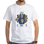 Volpe Family Crest White T-Shirt