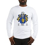 Volpe Family Crest Long Sleeve T-Shirt