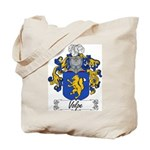 Volpe Family Crest Tote Bag