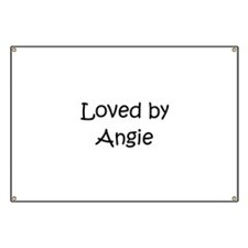 Funny Angie Banner