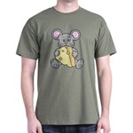 Mouse & Cheese Dark T-Shirt