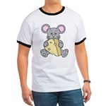 Mouse & Cheese Ringer T