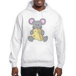 Mouse & Cheese Hooded Sweatshirt