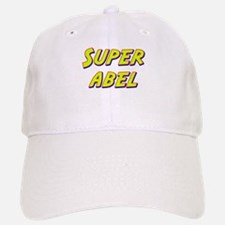 Super abel Baseball Baseball Cap