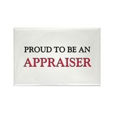 Proud To Be A APPRAISER Rectangle Magnet