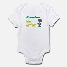 Brendan - The Pimp Infant Bodysuit