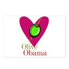 Olive Postcards (Package of 8)