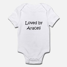 Cute Araceli Infant Bodysuit