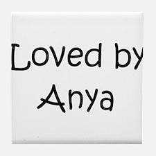 Unique Anya Tile Coaster