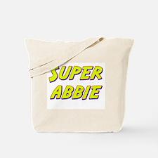 Super abbie Tote Bag