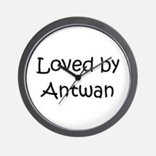 Antwan Wall Clock