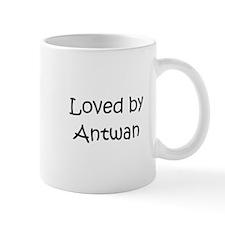 Unique Antwan Mug