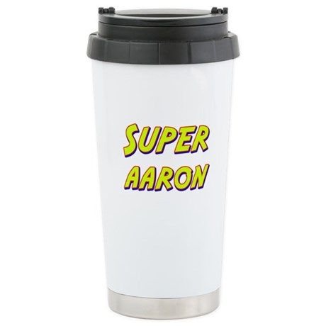 Super aaron Stainless Steel Travel Mug