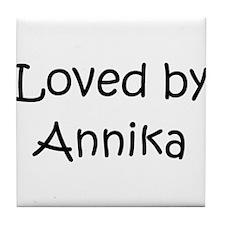 Unique Annika Tile Coaster