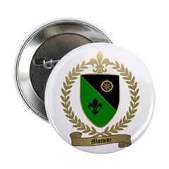"""MOISAN Family Crest 2.25"""" Button (10 pack)"""