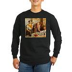 Repasseu Long Sleeve Dark T-Shirt