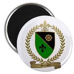 MOISAN Family Crest Magnet