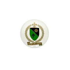 MOISAN Family Crest Mini Button (100 pack)