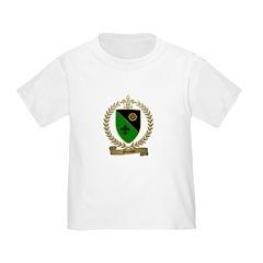 MOISAN Family Crest T