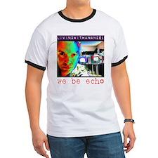 we be echo t-shirt mens