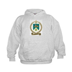 MOQUIN Family Crest Hoodie