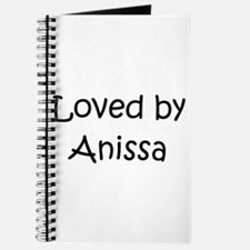 Cute Anissa Journal