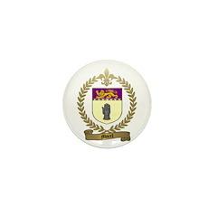 MOREL Family Crest Mini Button